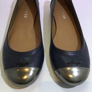 Coach Ballet Shoes